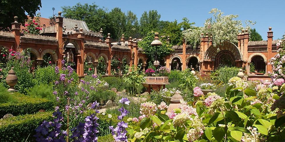 Séjour découverte pour tous aux Jardins Secrets (74)