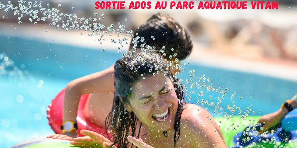 Sortie ADOS au Parc Aquatique VITAM PARC
