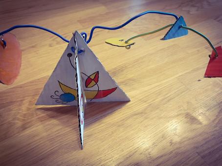 Bricolage et loisirs créatifs en famille depuis chez soi avec nos p'tits ateliers nomades