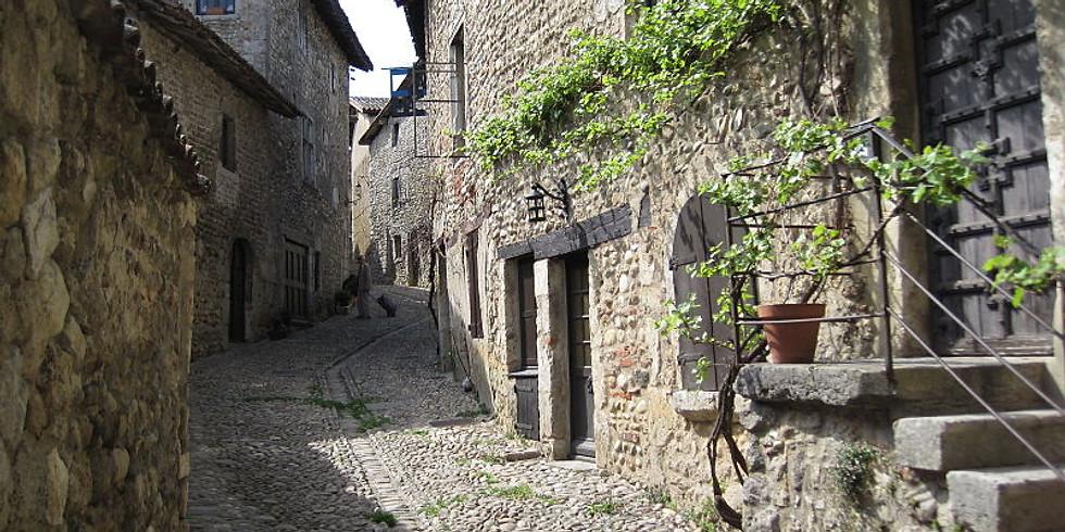Sortie Pour Tous Visite de la cité médiévale de Pérouges