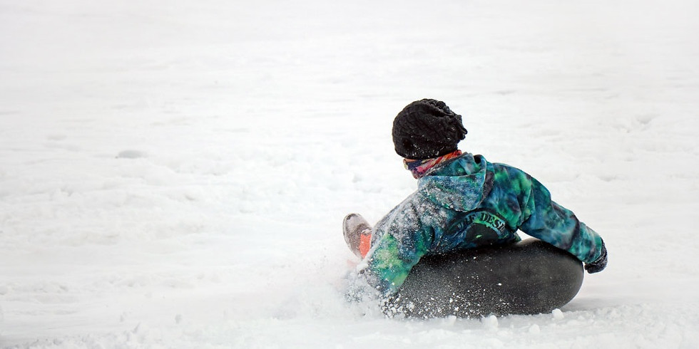Sortie SNOWTUBING ou bouée sur neige 10-14 ANS