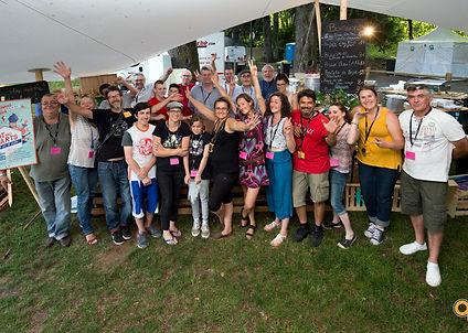 Rencontres et échanges bénévoles Festival de rue Tôt ou T'Arts Pays de Gex