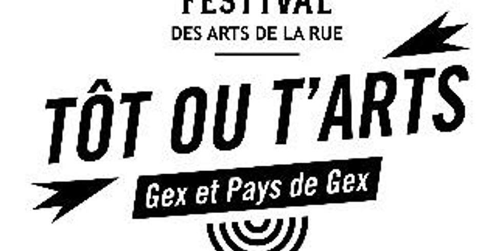Venez bricoler avec le collectif festival Tôt ou T'Arts