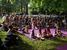 Les spectacles et le public_Festival art