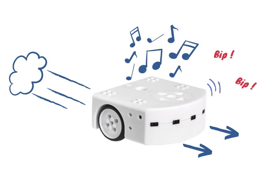 Atelier codage et robotique Pays de Gex CSC Les Libellules