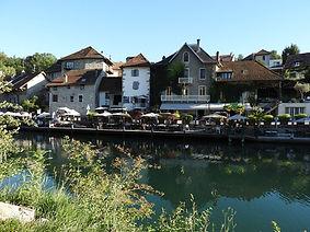 Sortie ados adultes familles seniors du Pays de Gex Croisière sur le lac du Bourget et vil