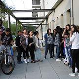 Accompagnement des jeunes par le Centre