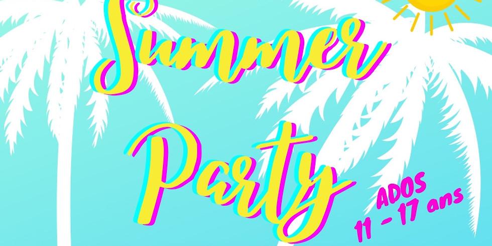 Summer Party Ados