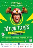 Affiche A5 2020_Festival arts de rue Tot