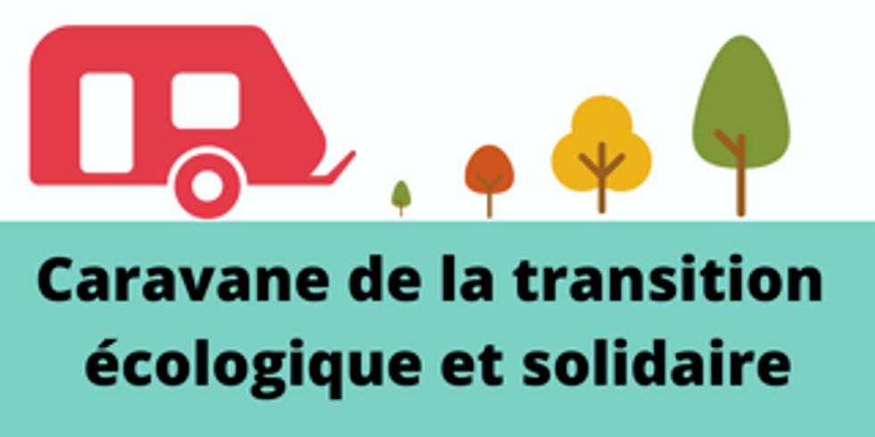 Passage à Gex de la caravane de la transition écologique et solidaire