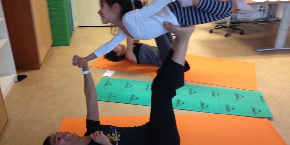 Yoga Parent-enfant 4-9 ans