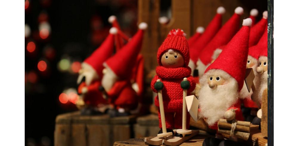 Sortie familles Hameau du Père Noël