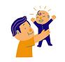 Atelier langue des signes bébé CSC Les L