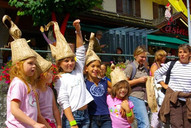 Atelier de création de chapeaux magiques