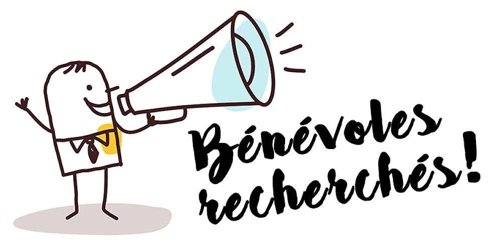 Réunion lancement du festival - Accueil des bénévoles