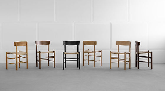 Fredericia Mogensen Chair