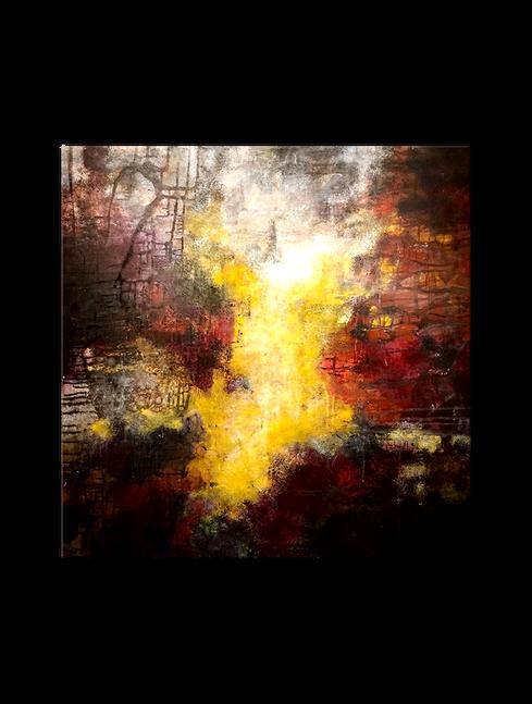 «Brennende høst»