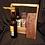 Thumbnail: Cribbage Board Beer Caddy
