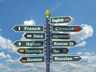 Самые востребованные языки мира