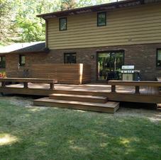 A Deck For Summer