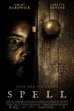spell poster