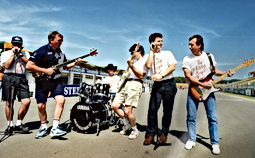 The original Pitstop Boogie Boys