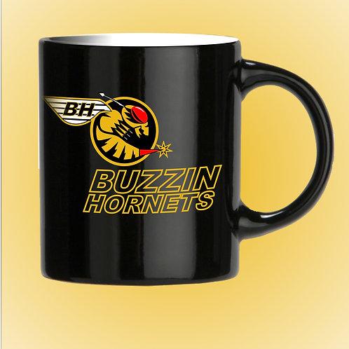 Buzzin Hornets Mug - Original design