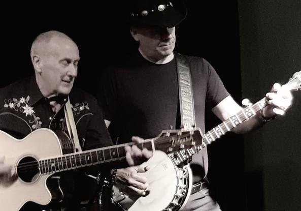 Stuart Neal & Bob Gessey