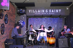Villain and Saint