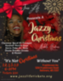 2019 Christmas Party III Flyer Template