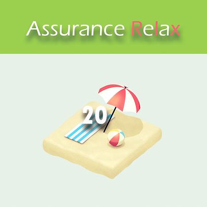 Assurance Annuelle 20 tags