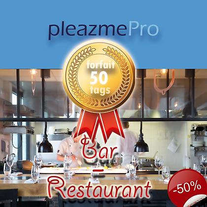 Bar, Restaurant-Licence 50 tags