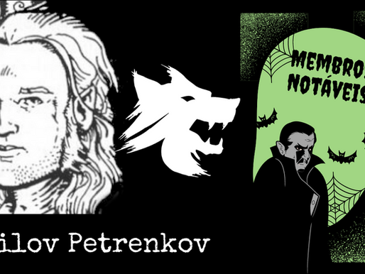 Membros Notáveis - Milov Petrenkov