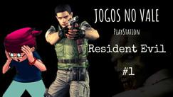 Resident Evil 1 - Chris - Part.1