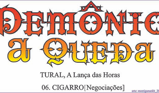 DEMÔNIO, A QUEDA - INTRODUÇÃO AO CENÁRIO (CAPÍTULO 06)
