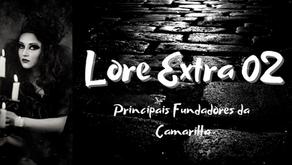Lore Estendido Camarilla – Principais Fundadores