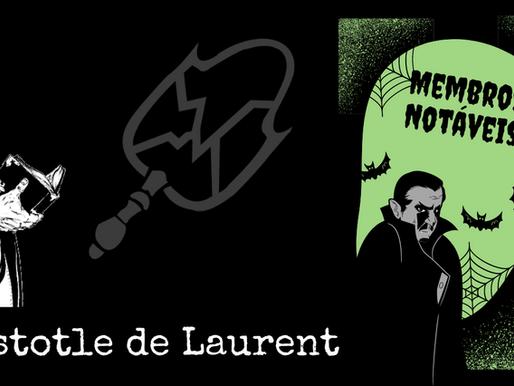 Membros Notáveis - Aristotle de Laurent
