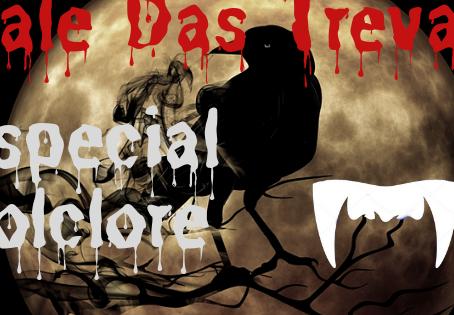 Vale Cast Especial #01 - Folclore Brasileiro