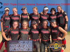 2021 Triple Crown Xtreme Summer Showcase Champs