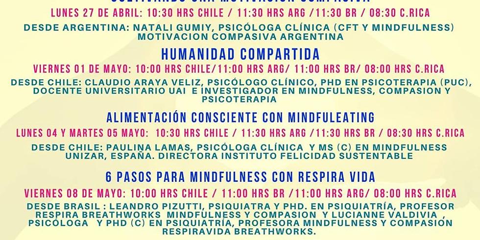 Programas de Mindfulness gratuitos