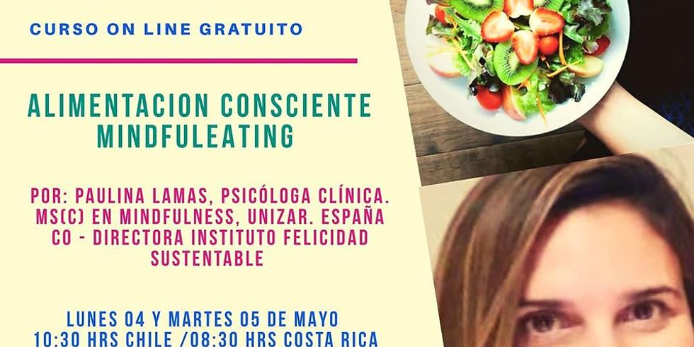 Alimentación consciente - Mindfuleating