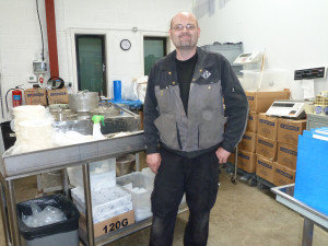 Paul from Brytec in our wholesale area