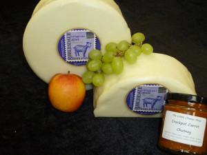 Ribblesdale Original Goat Cheese