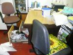 Ransacked office 3
