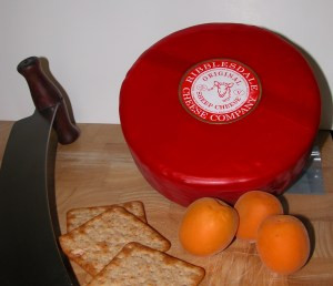 Our Ribblesdale Original Sheep cheese