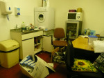 Ransacked office 1