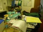 Ransacked office 2