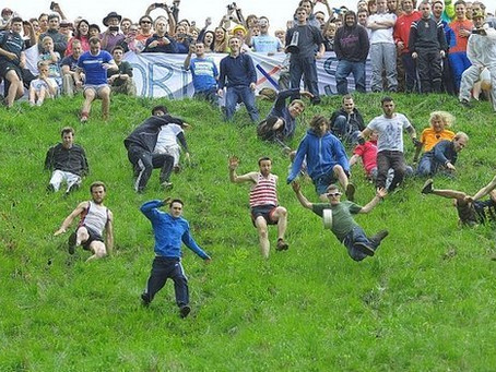 Gloucester Cheese Rolling is Back!