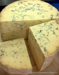 Stilton (PDO) made with Pasteurized Milk