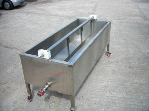 Small Stainless Steel Vat for Sale